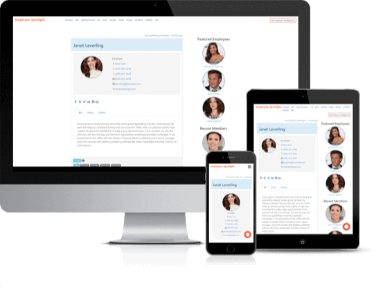 Request a Private Demo for Employee Spotlight Enterprise - We are happy to offer you a private, 1 on 1 demo based on your unique business requirements.